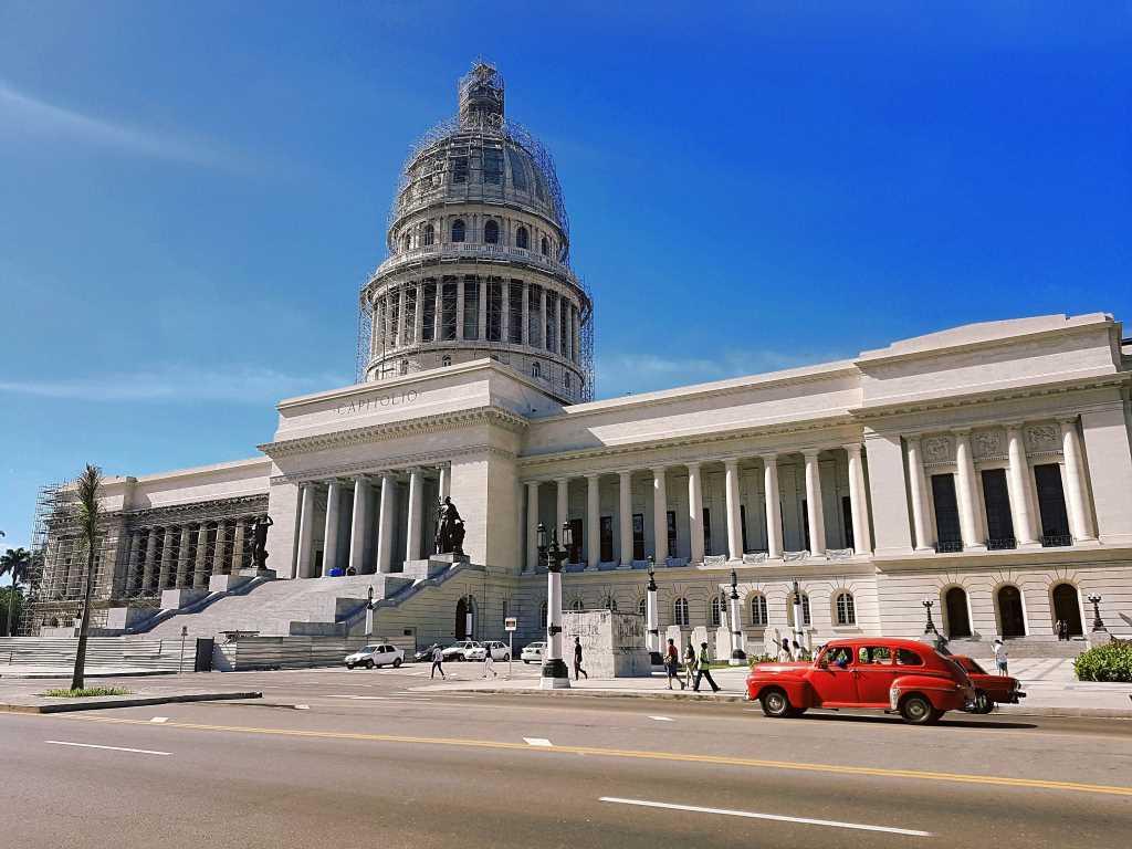 Le Capitole de la Havane