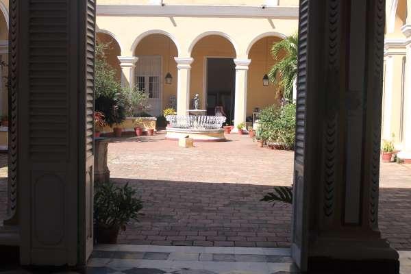 Maison coloniale Trinidad