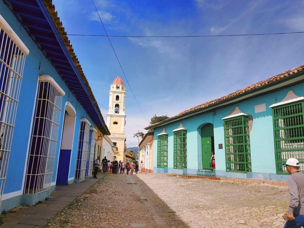 Visiter Trinidad - centre
