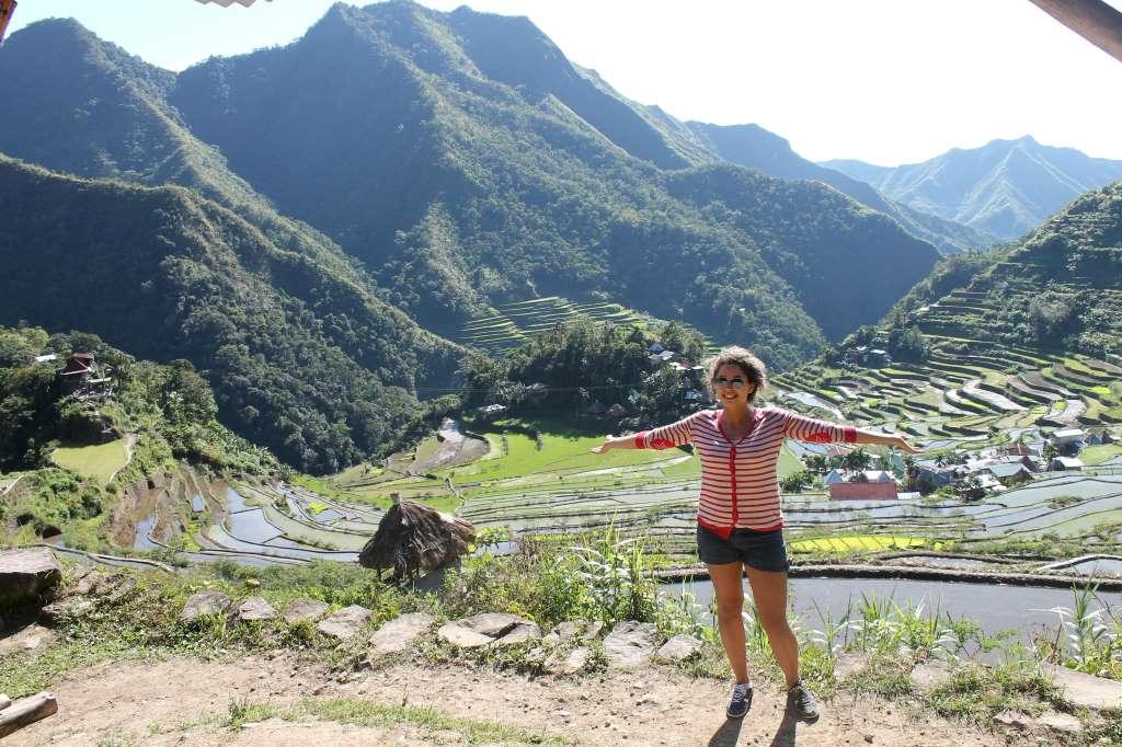 trek banaue philippines