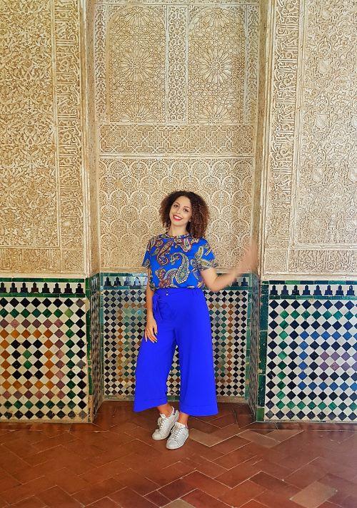 Visite de l'Alhambra