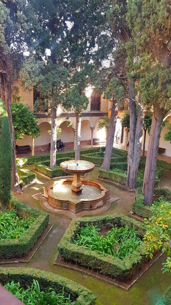 Que visiter à l'Alhambra