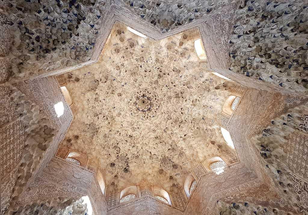 Décorations murales Alhambra
