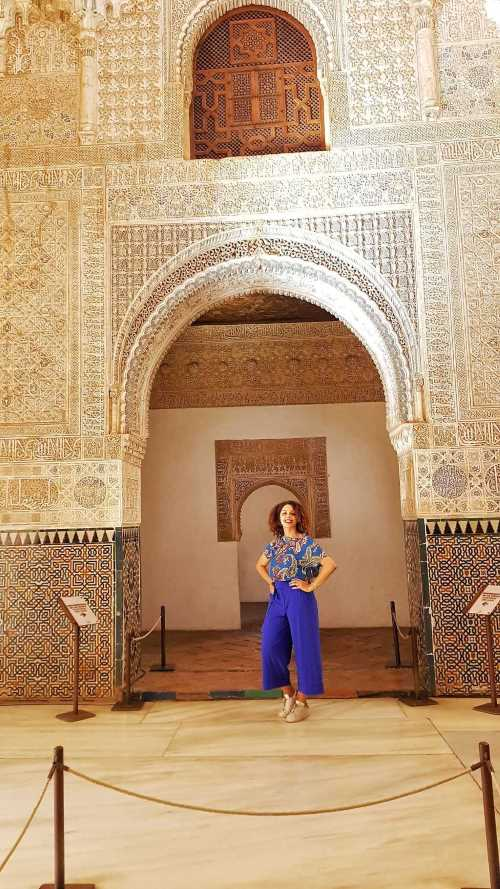 Intérieur Alhambra
