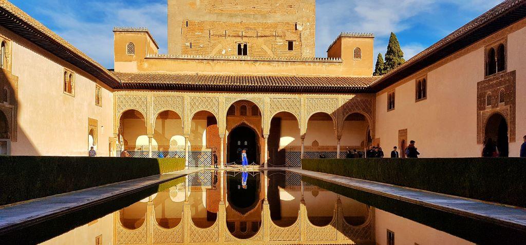 Cour des Myrtes - Alhambra Grenade