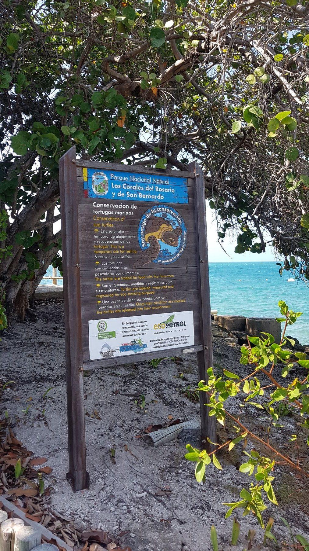 Parc naturel coraux du rosaire