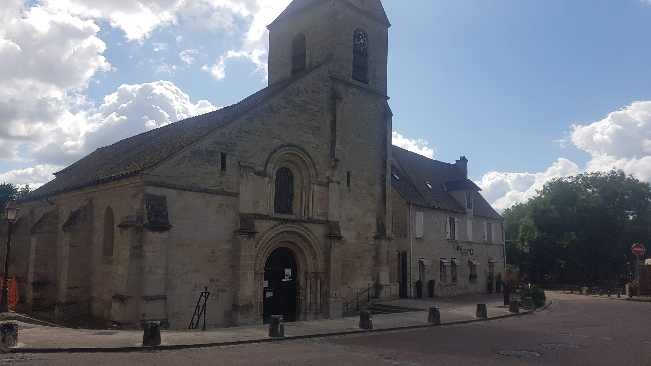Eglise Villennes sur Seine
