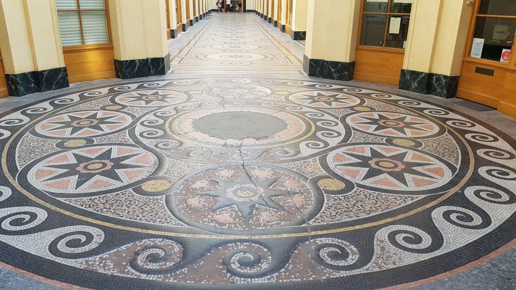 Galerie couverte Paris