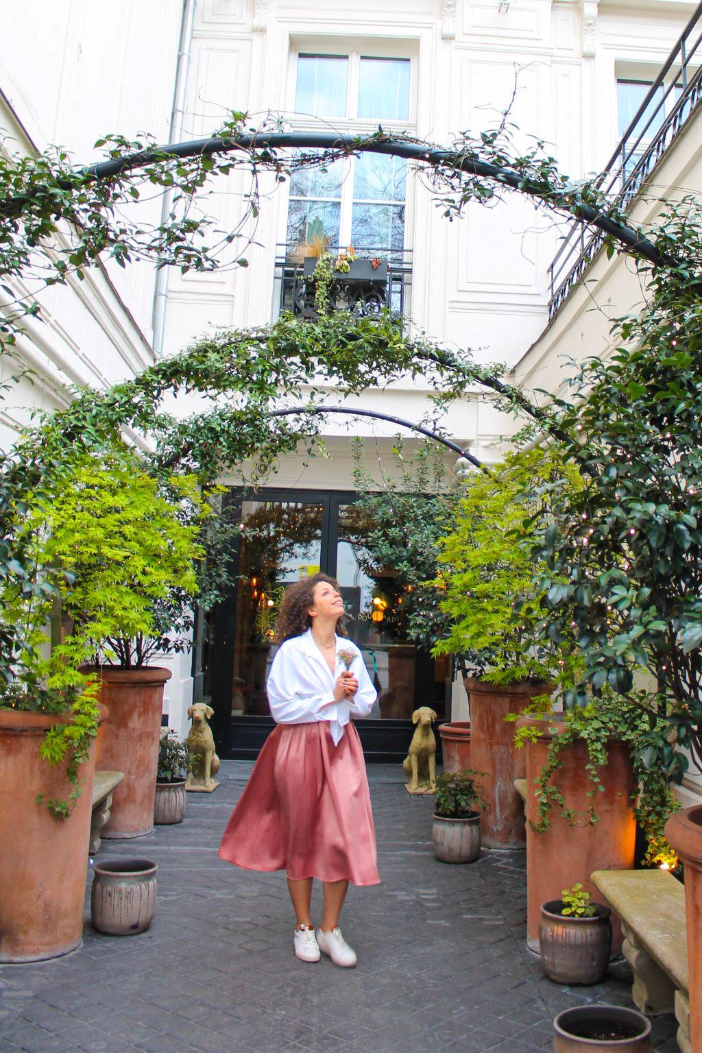 Hotel Branché à Paris