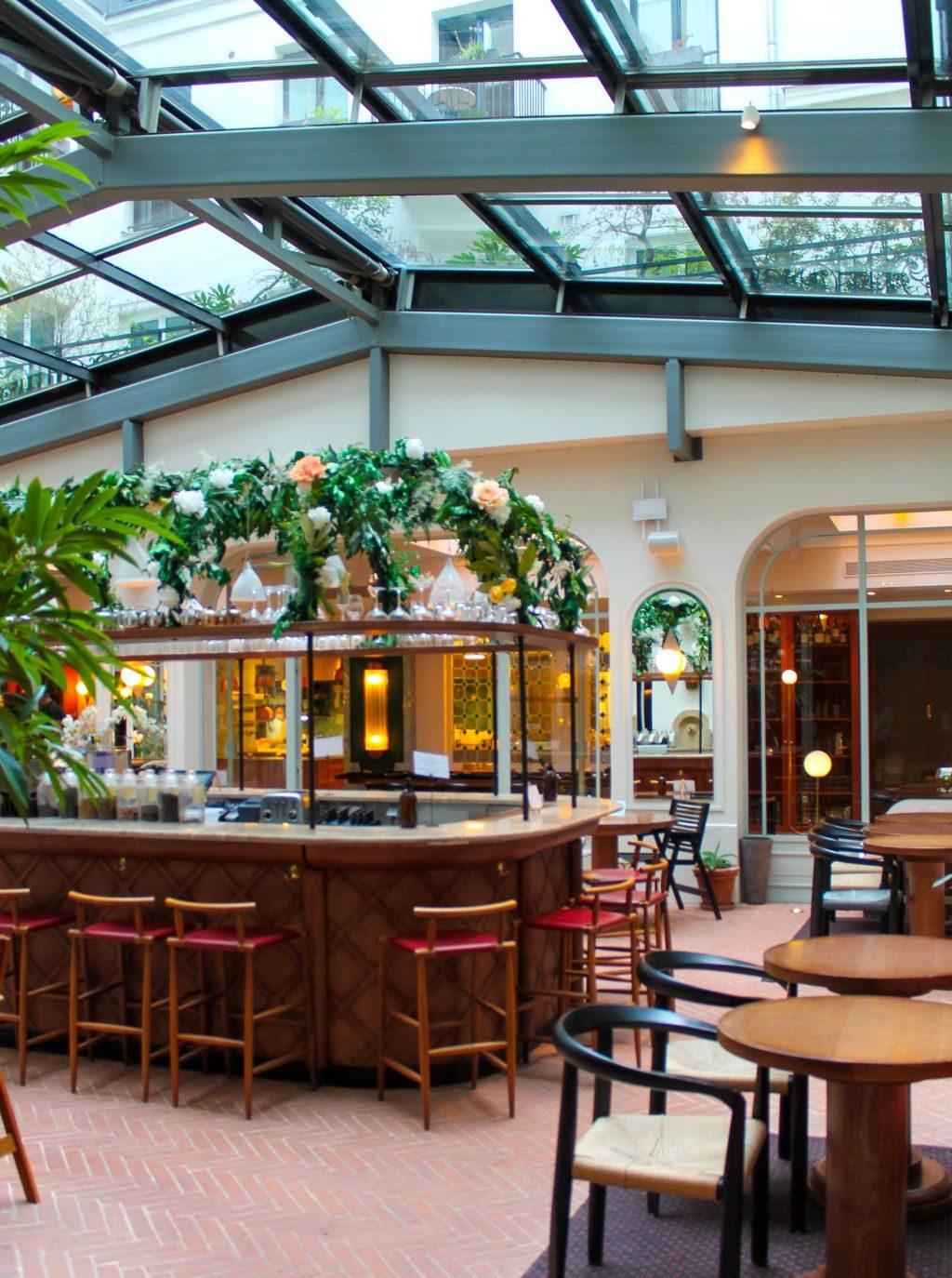 Restaurant Hotel Design