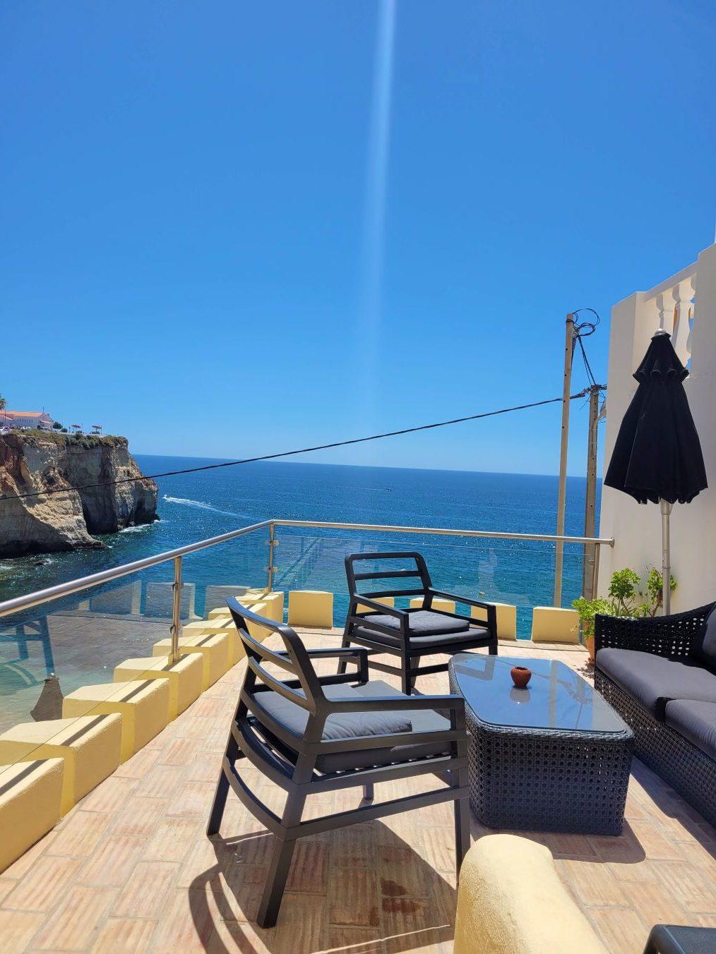 Hotel avec vue Algarve