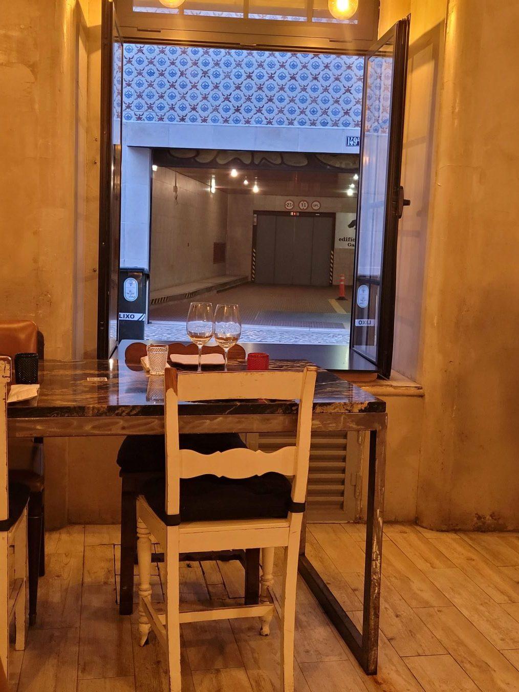 Restaurant de tapas Lisbonne