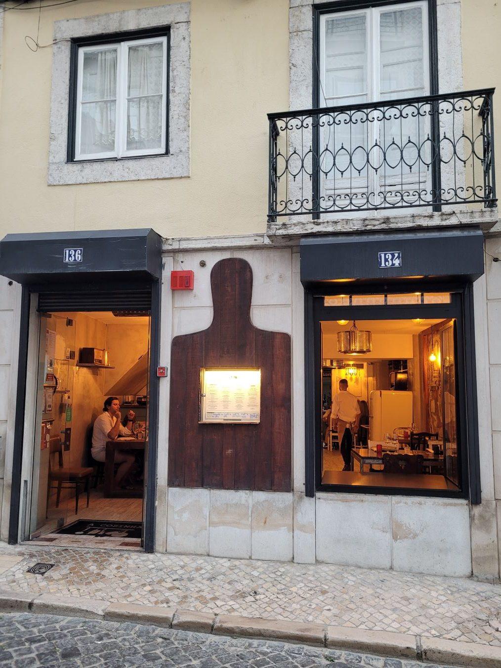 Restaurant Sr. Lisboa